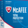 McAfee Total Protection 2021 (1 Device) 1/2 Year